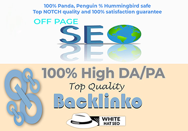 I will create unique domain 41 High authority profile backlinks