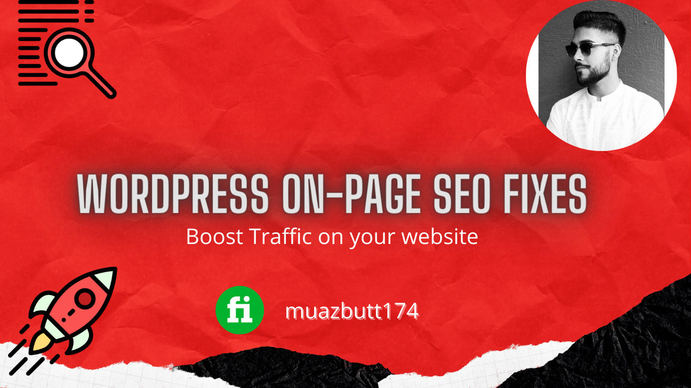 I will fix your wordpress SEO issues for better google rankings 24h