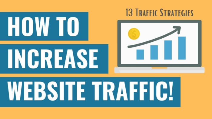 TIPS and STRATEGY to increase the traffic of my website and generate interest in my business?