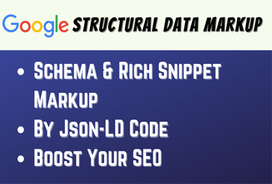 schema markup on your website for Advance level SEO