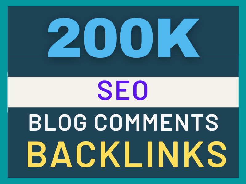 blast of 200k GSA ser SEO blog comments backlinks for boost your website