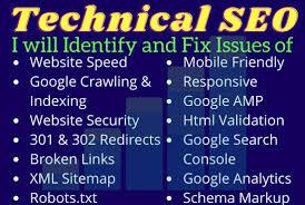 fix WordPress SEO Errors. issues or technical on page optimization Yoast plugin with schema markup