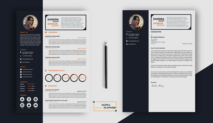 I will provide the best professional Resume,  CV Design and Linkedin