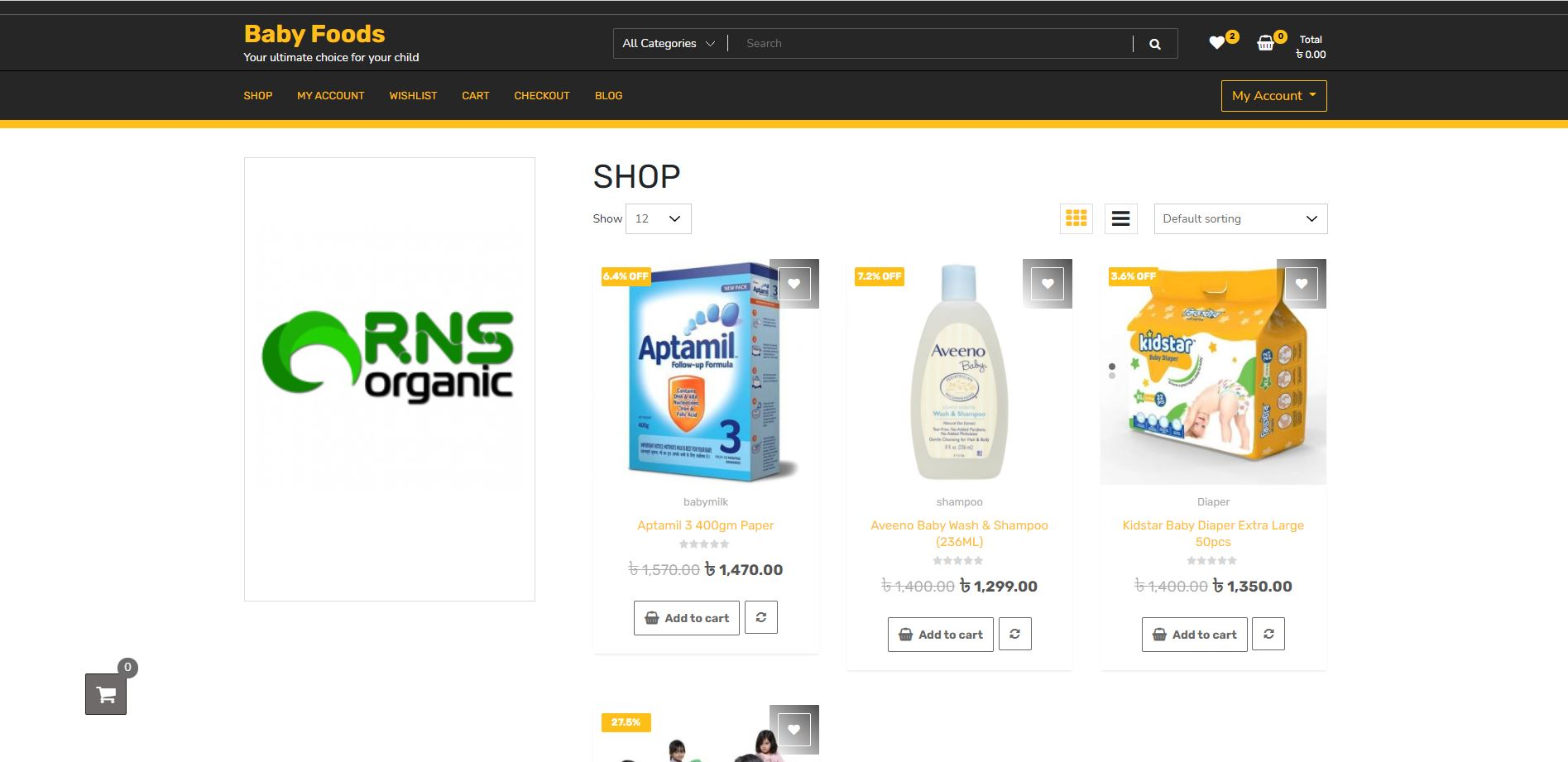 I will create an ecommerce website,  online store as per your design or customization