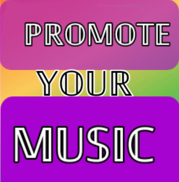 I'll do provide promotion your music