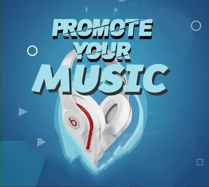 I'll do provide music promotion to active audiences