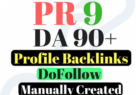 I will do 300 social media SEO profile backlinks