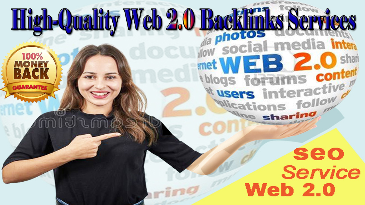 I will build 30 web 2 0 blog post backlink for SEO and get good alexa ranking