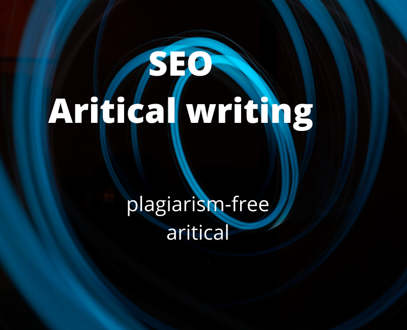I will write 1000 words SEO optimized article and content