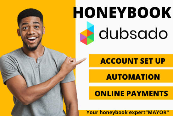 I will set up honeybook dubsado account with workflow automation