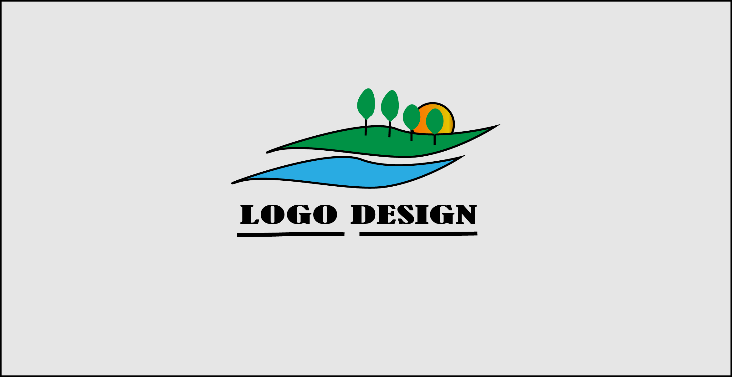 I am a graphics designer . I can make logo design