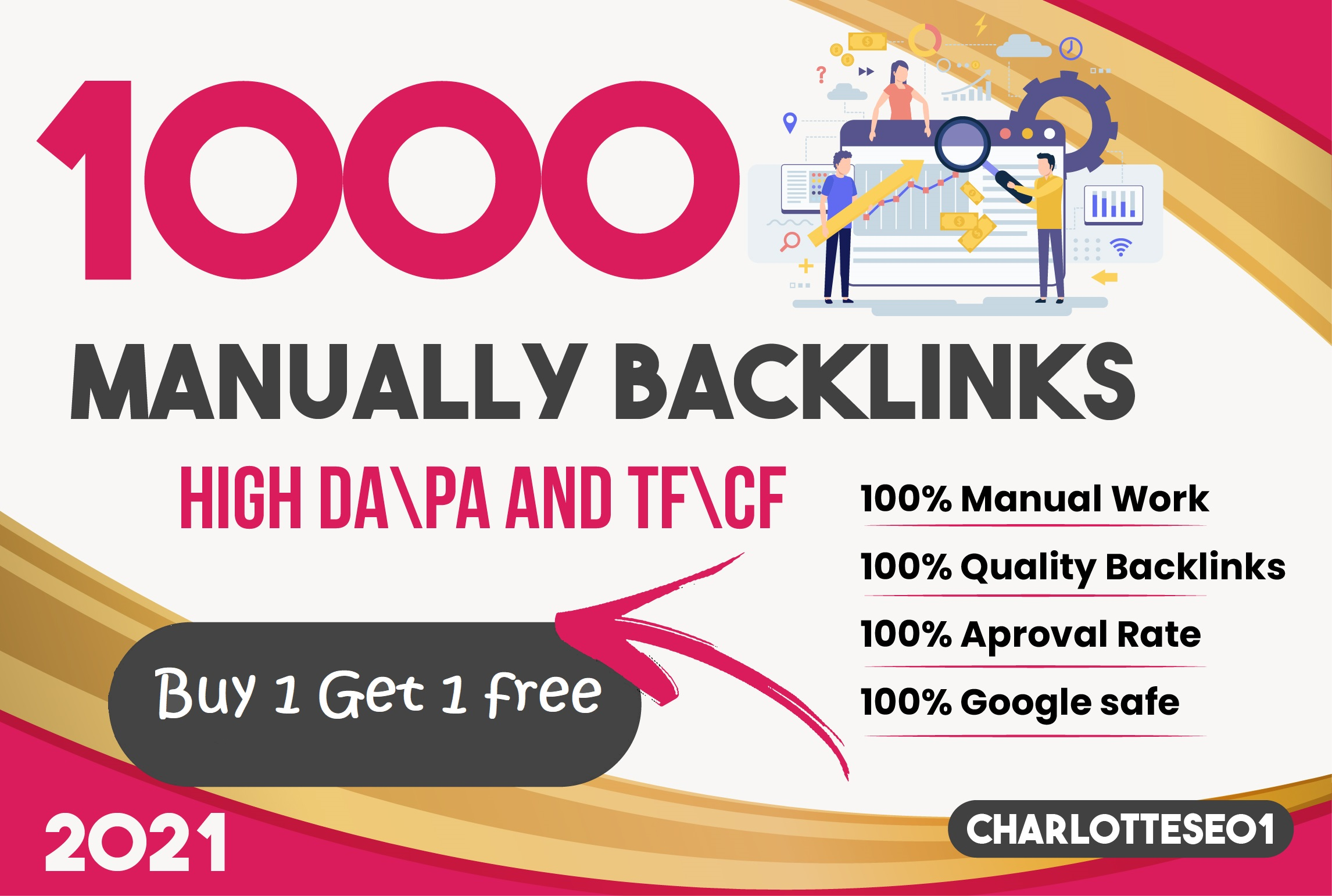 I will Build 1000 High Quality Blog Comments for your websites