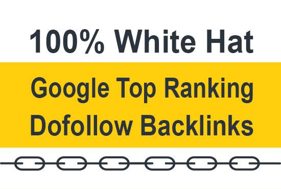 Create 999+ contextual dofollow white hat SEO backlinks