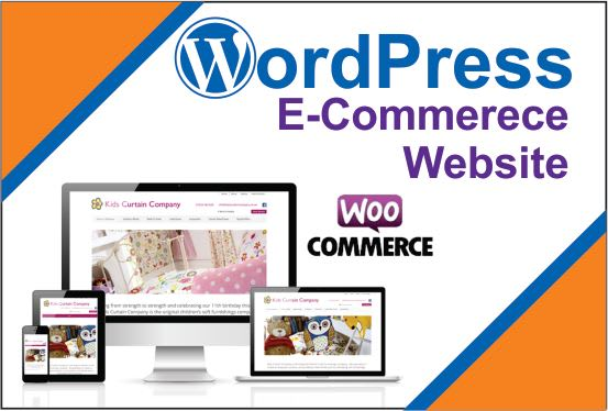I will create ecommerce website and online store in wordpress