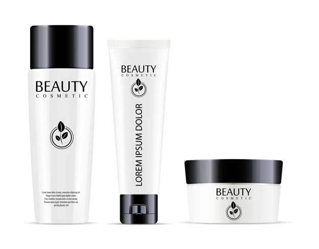 I will design Cosmetic Packaging and Product Label