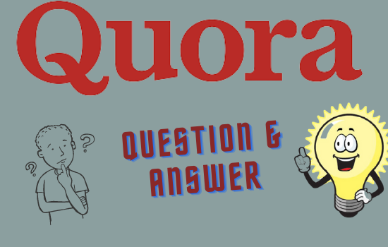 I will provide 30 Quora Answer for your Website