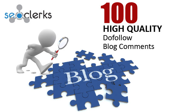 I will provide 100 niche relevant manual Blog Comments and High Authority Backlinks