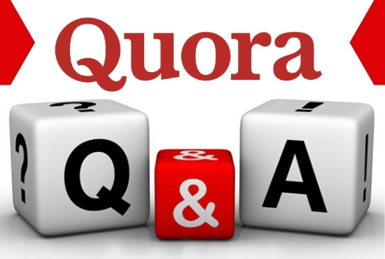 I Will Provide 10 Unique Quora answer with Website Keyword & Clickable Backlinks