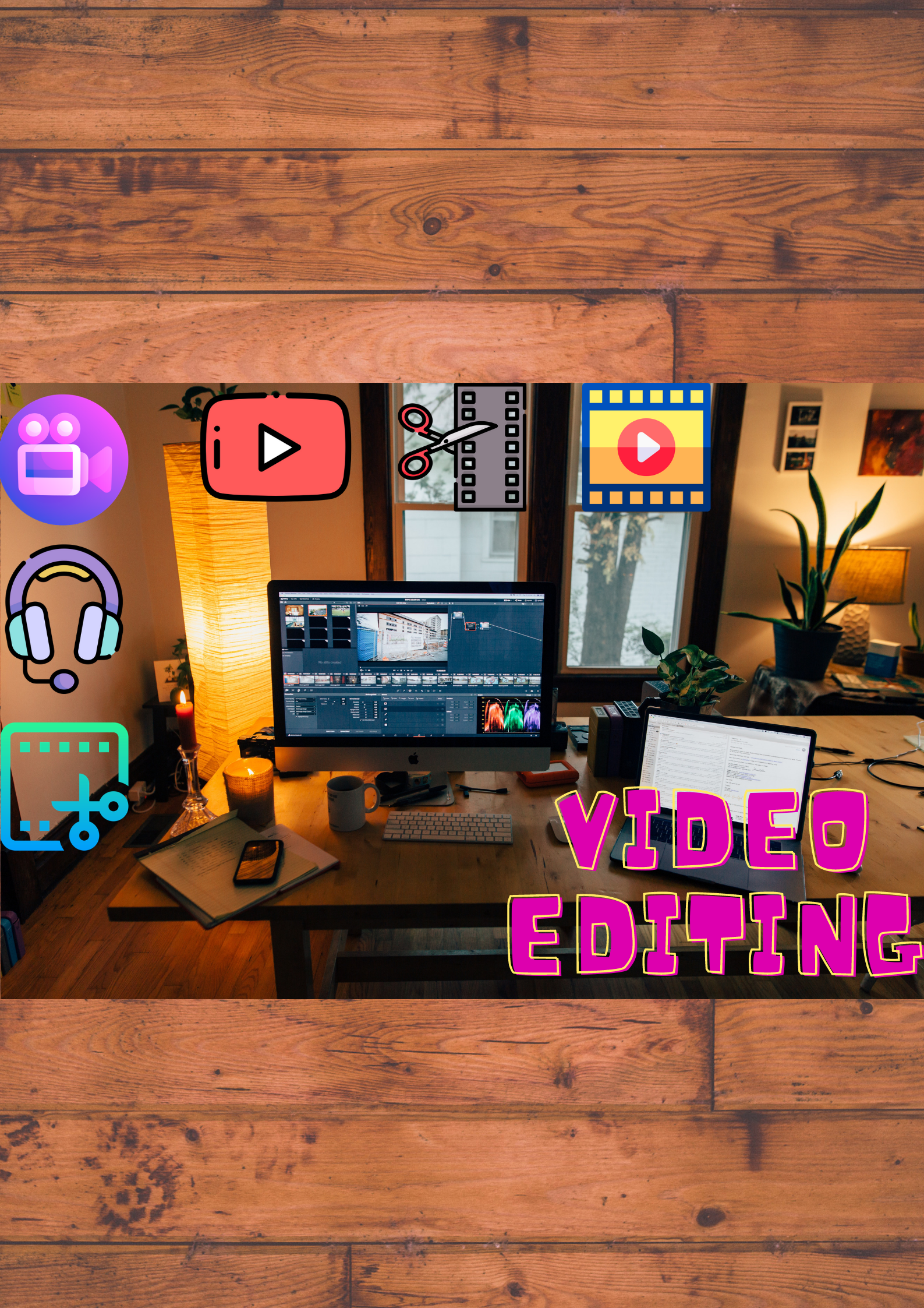 I Will Do Amazing And Mind-Blowing Video Editing