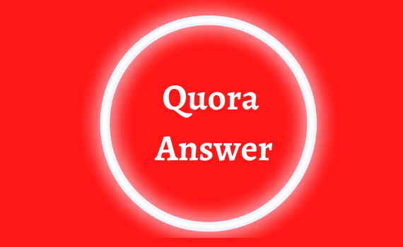I will create 10 HQ quora answers
