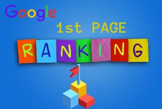 Google 1st-page ranking with best linkbuilding service