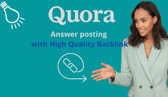 I will create 10 high quality quora answer