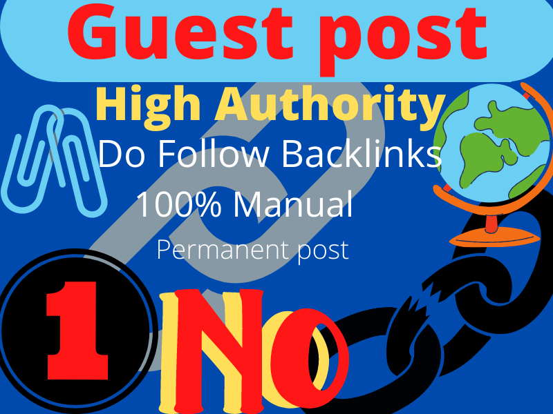 I will do 10 guest post for your website rank with full concentration and more professionally