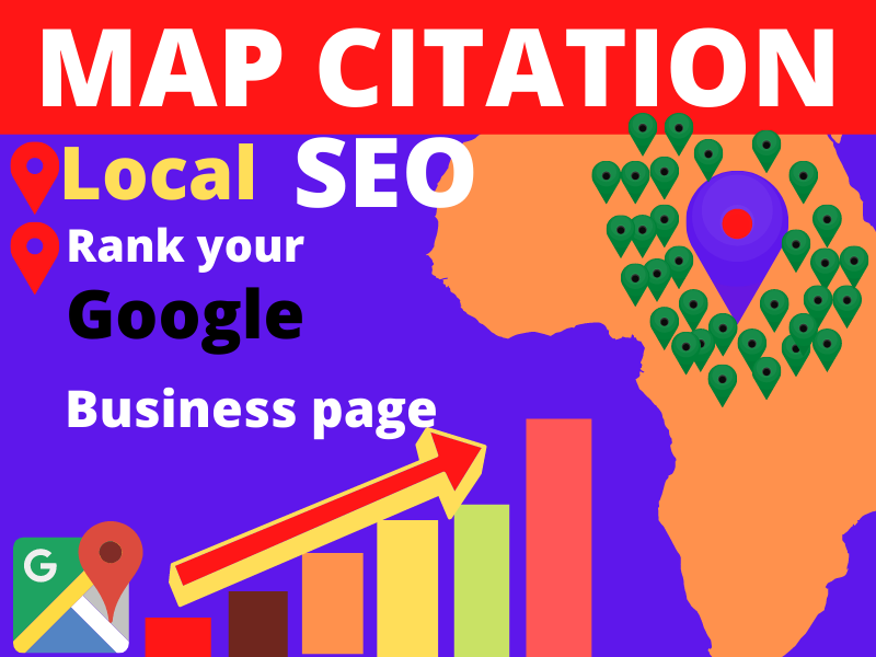 150 Local Seo Map Citation High Authority