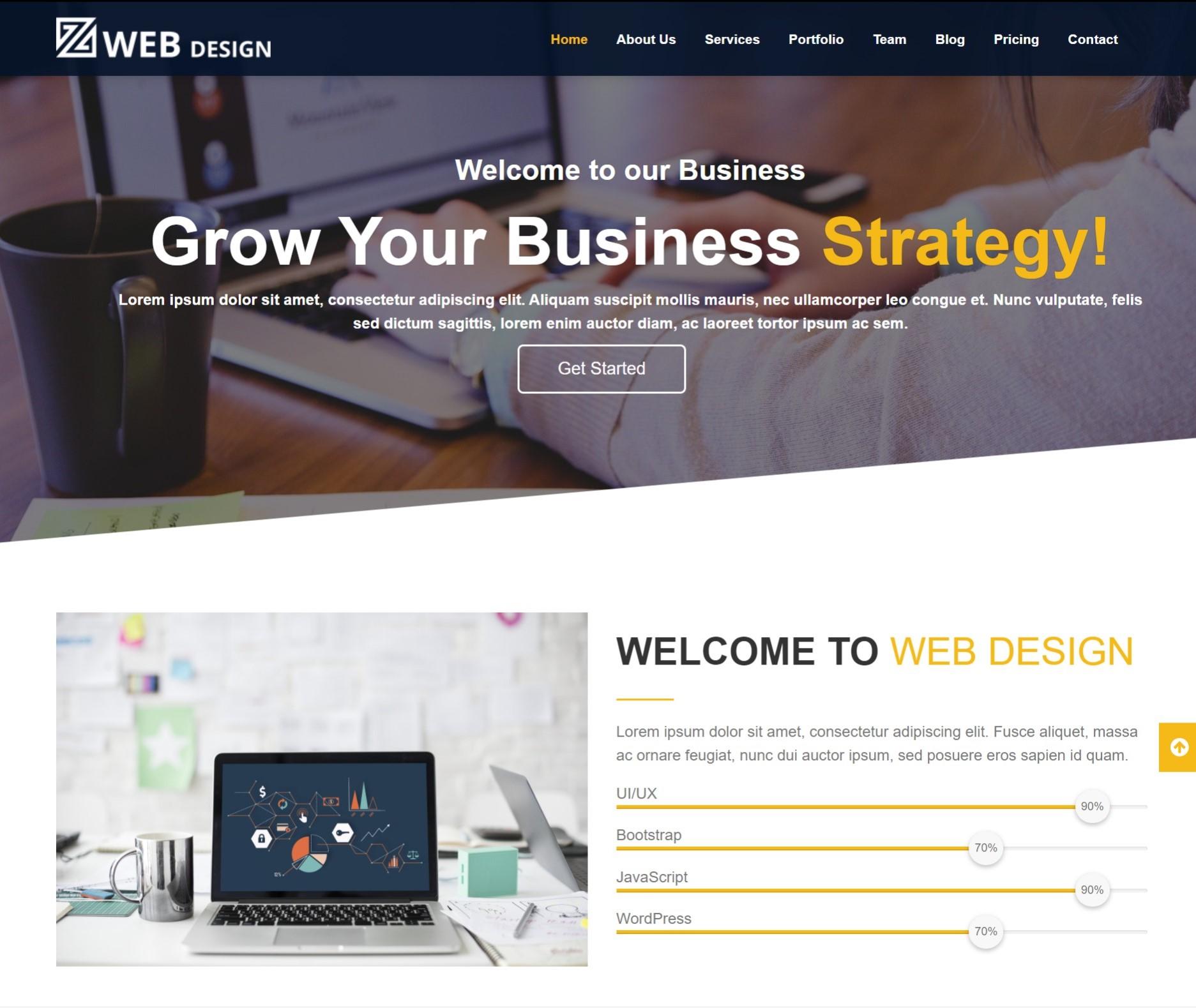 Wordpress Developer And Website Designer