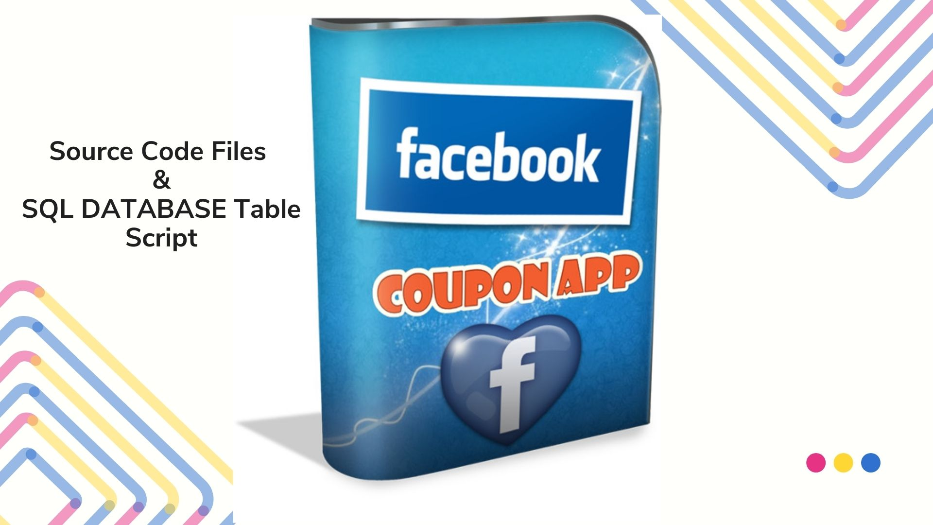 Fb app with Source Code Files and SQL Databse Table Script