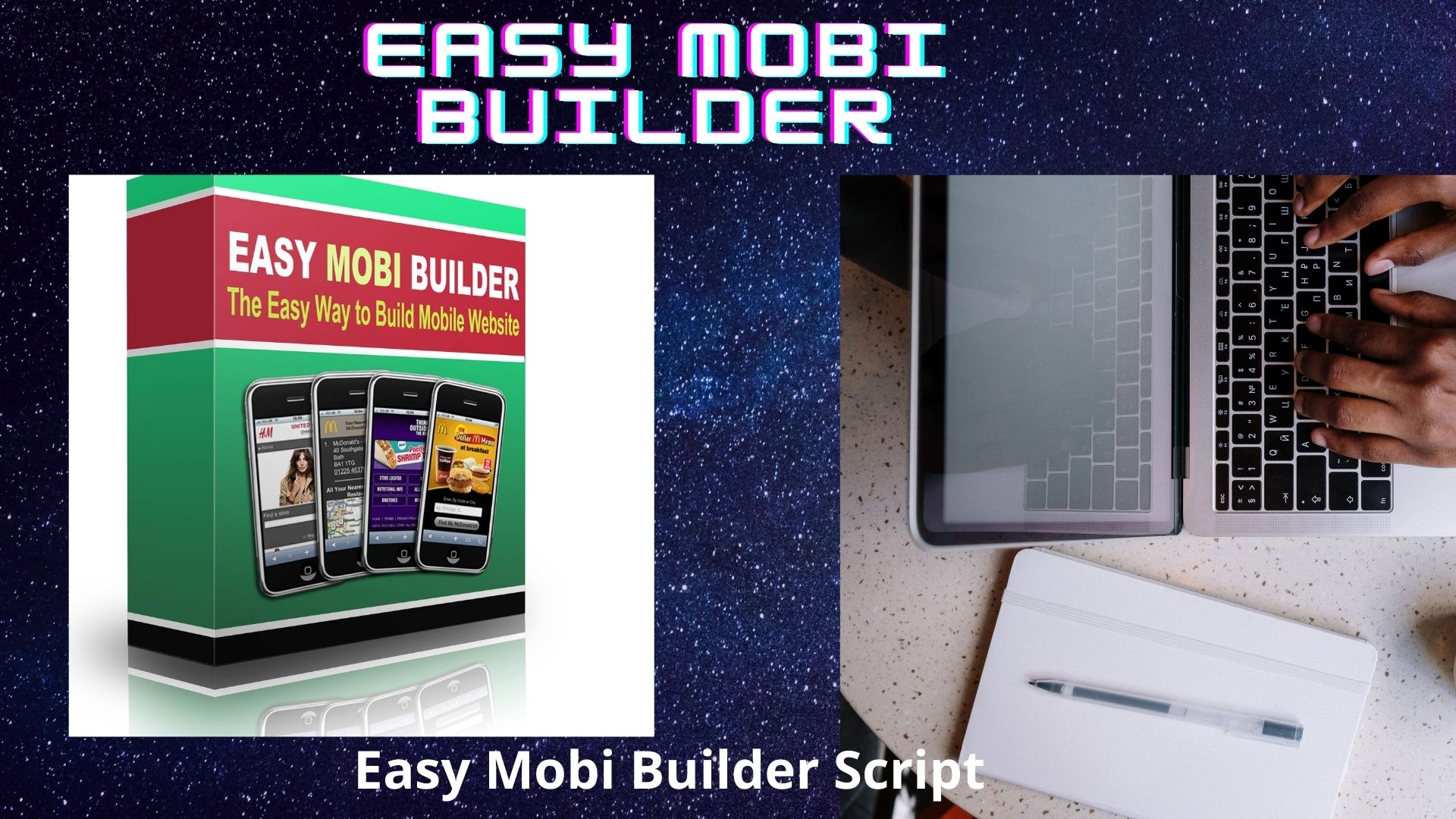 Easy Mobile Builder The Easy Way to Mobile Website