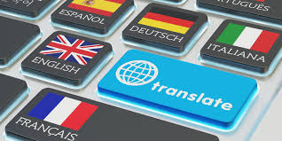 I will translate any set of speech or written articles on any subject from English into all language