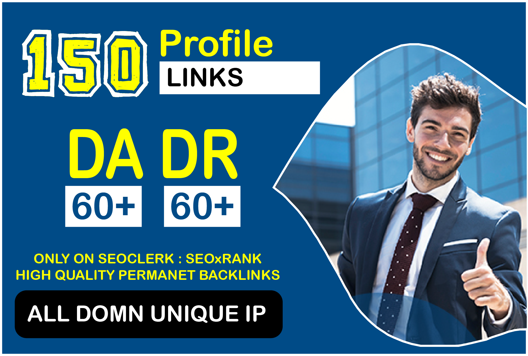 Limited Time- 150 Backlinks from High DA-60+ Domains-Skyrocket your Google RANKINGS NOW