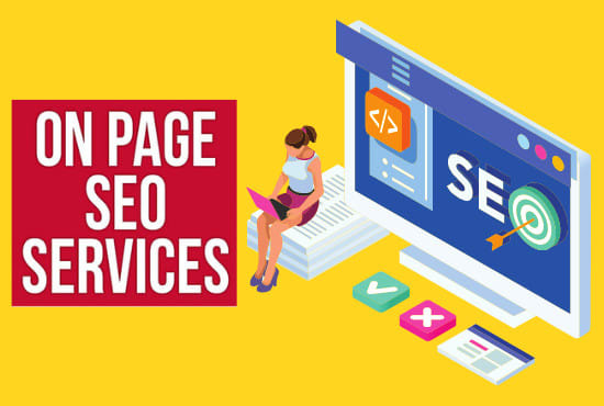 I will provide WordPress on page SEO and on site optimization