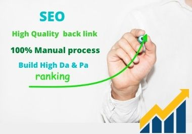 I Provide 50 high authority backlinks from top brands link building top rankings