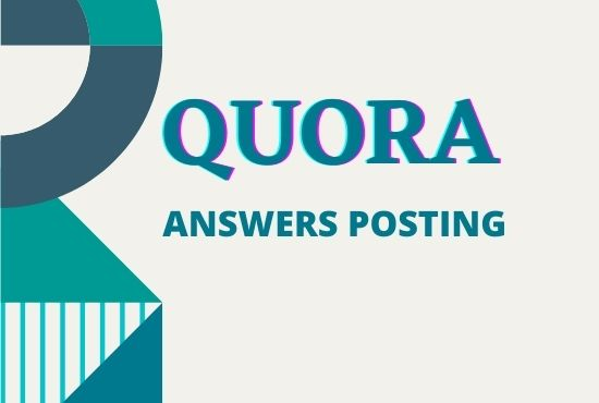 I will promote your website with 10 HQ massive Quora answers