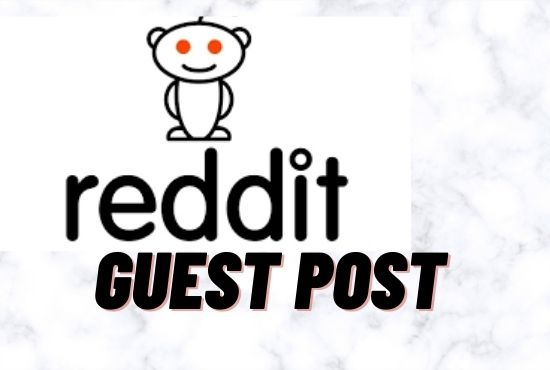 Promote your website 5 High Quality reddit niche relevant guest post