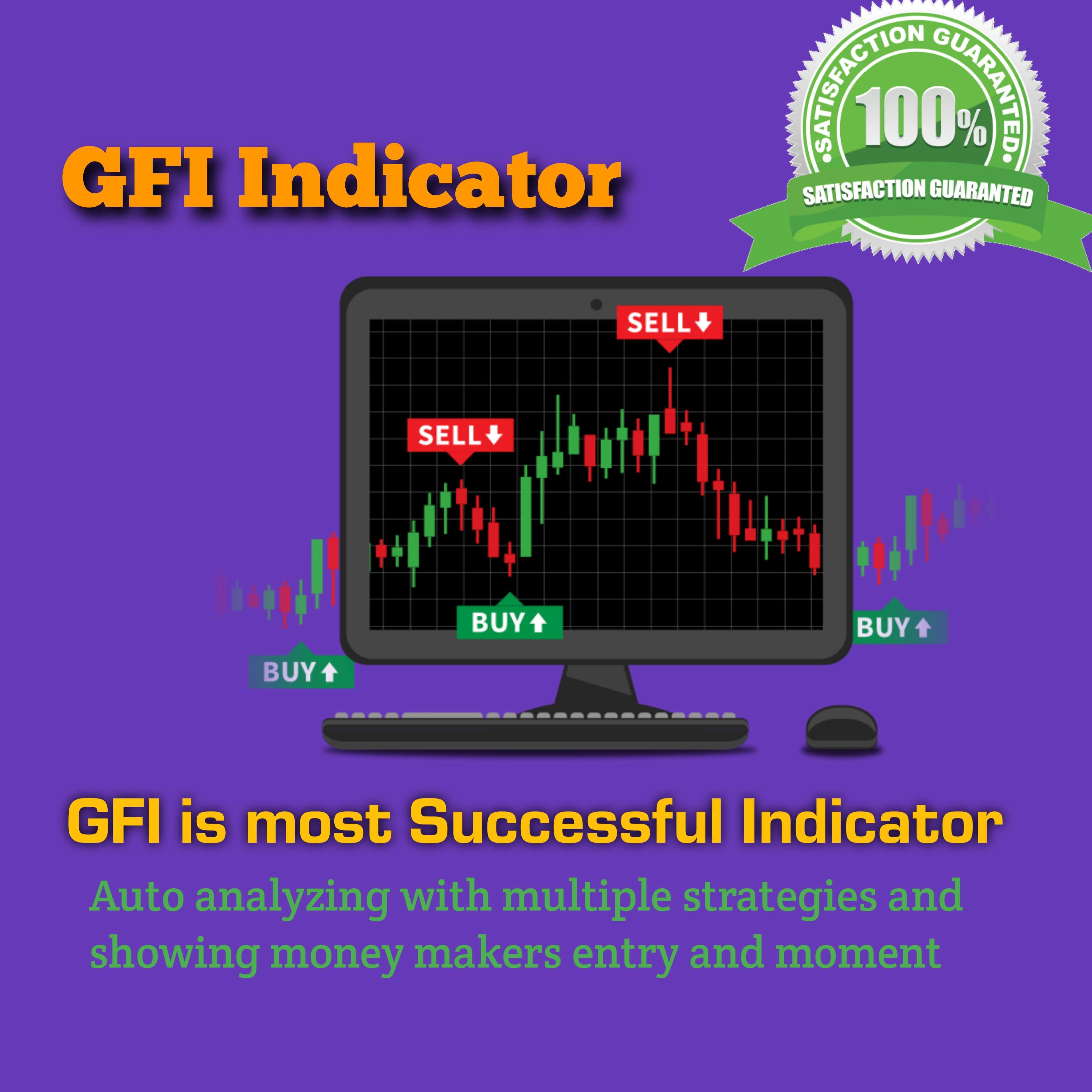 forex and commodities Trading Signal indicator for MT4