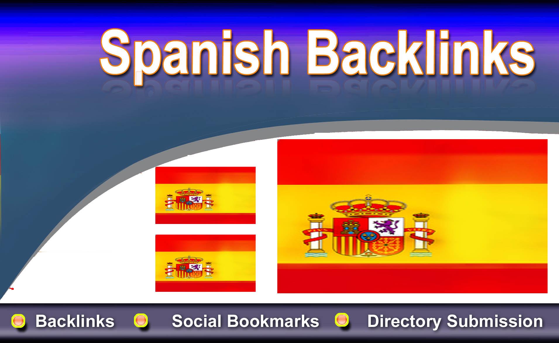 I will build 20 high trust flow authority spanish backlinks seo