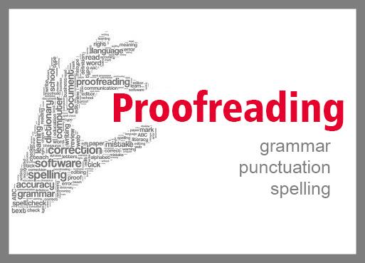 Proofread 10k Words For Grammar,  Spelling,  Punctuation