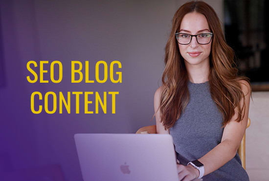 I will be your content writer for 500 blog articles