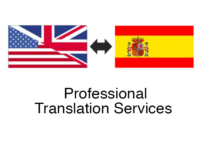 I will provide a perfect english to spanish translation 1000 words with 4