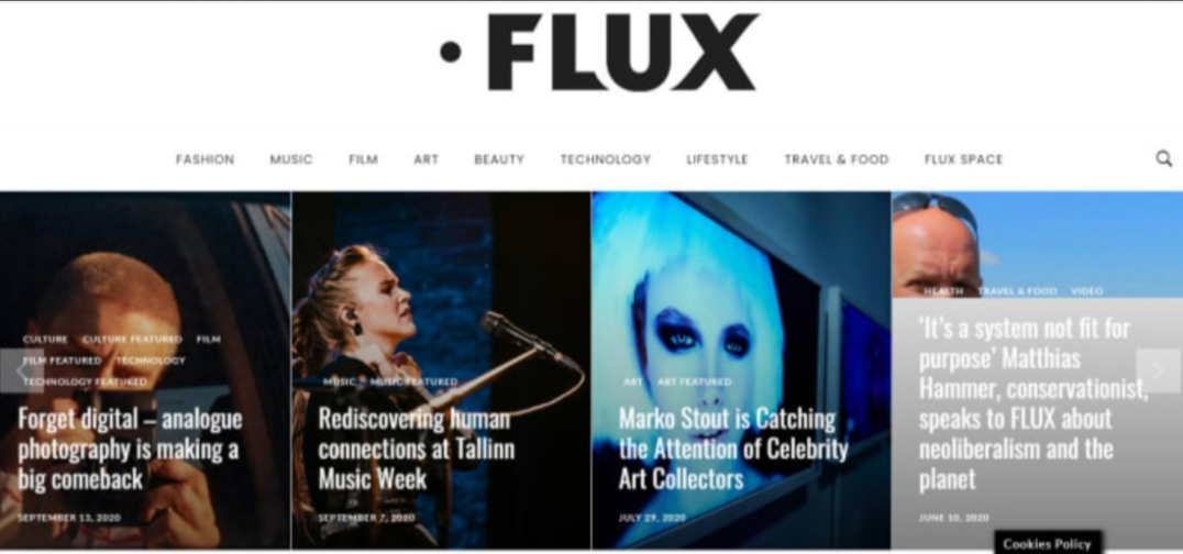 Write and publish your contents at HQ fashion sites