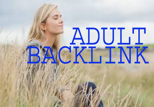 Adult websites high quality backlinks 18+250+for Adult site/Escorts/Dating Rank links