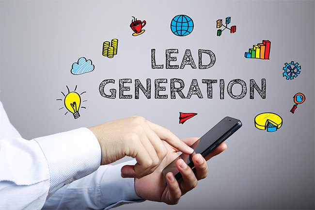 I will do b2b b2c leads generation business leads forex leads real estate leads