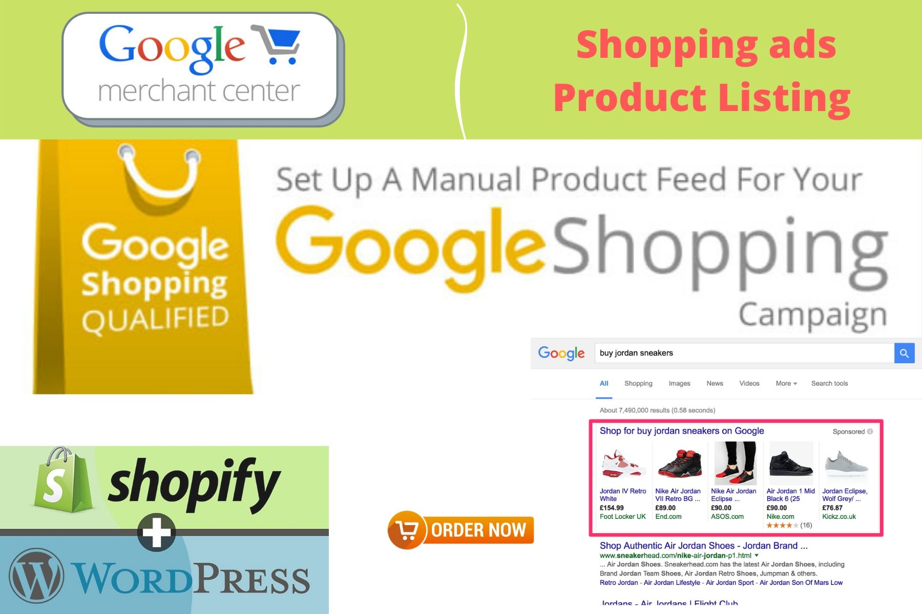 I will setup google merchant center feed issue for woocommerce wordpress expert
