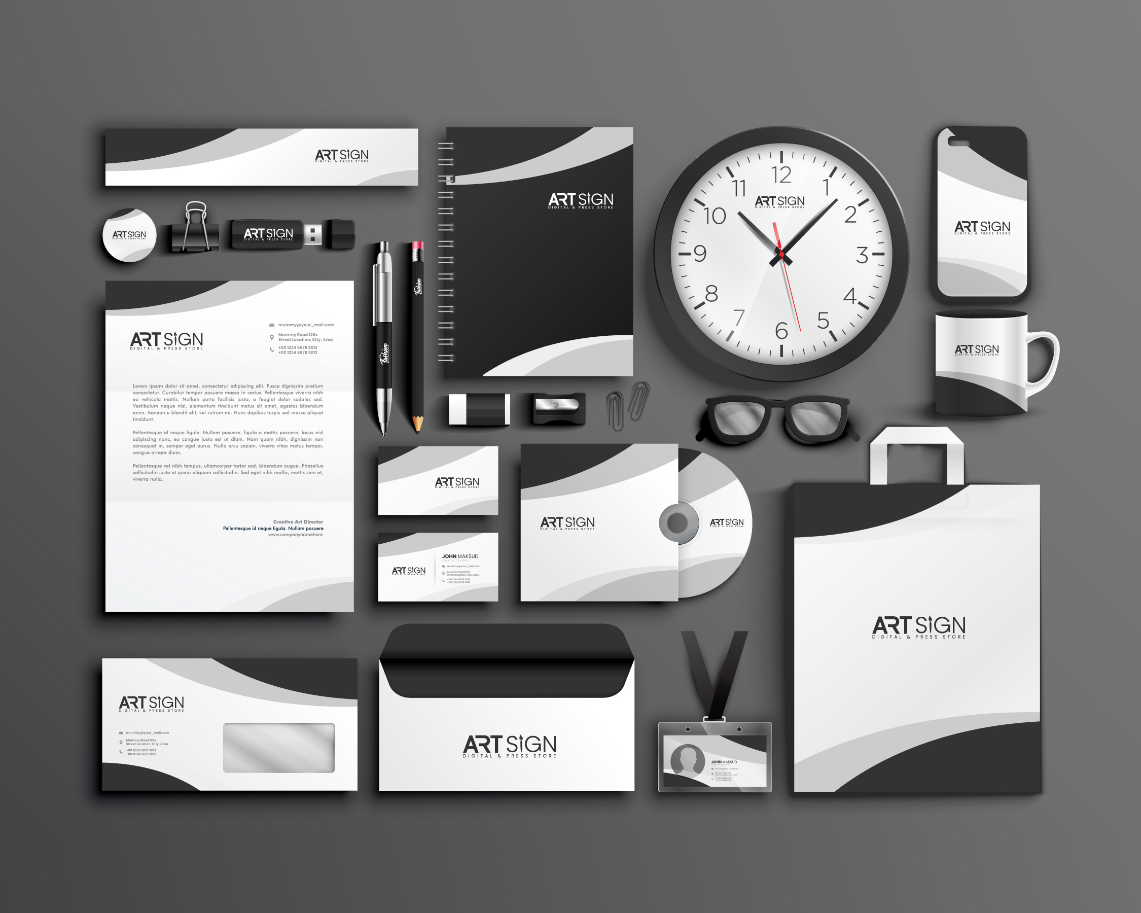 I will create a business card,  logo,  invoice,  letterhead,  and full stationery design