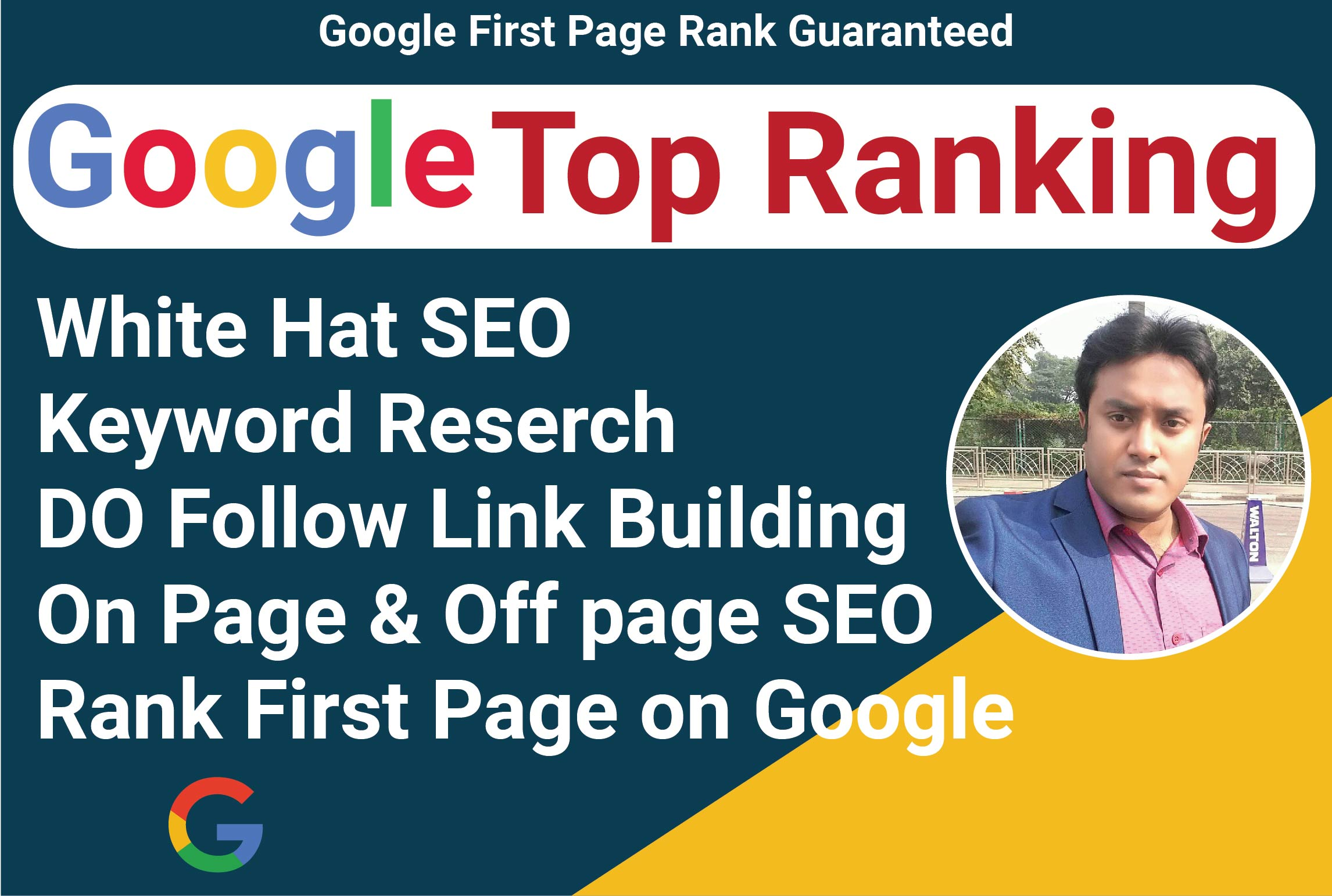 SEO Service for Google Top Ranking