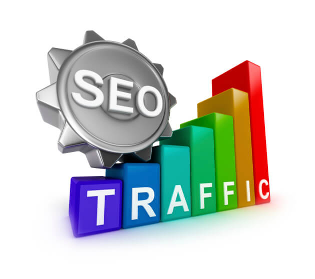 I will send organic 50k keyword targeted traffic to your website