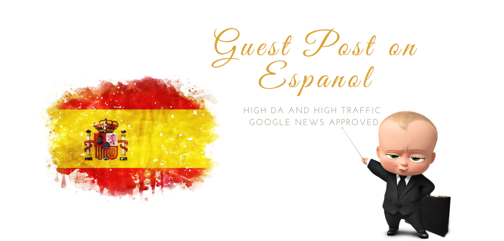 Do guest post on Spanish sites